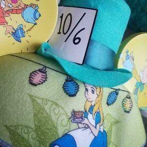 Accessories - Disney alice in wonderland mickey hat